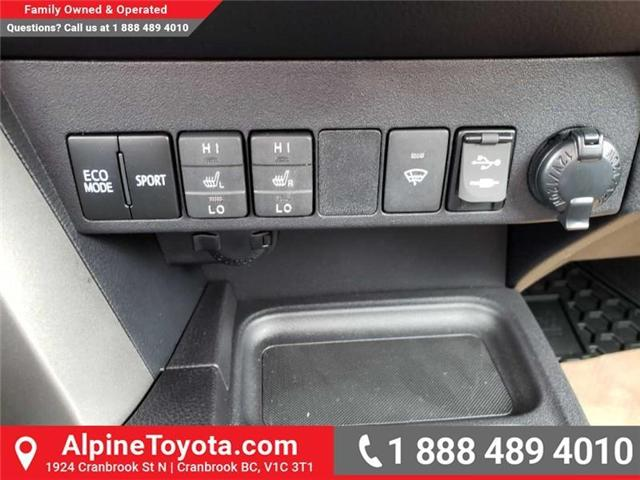 2018 Toyota RAV4 LE (Stk: W501208) in Cranbrook - Image 13 of 16