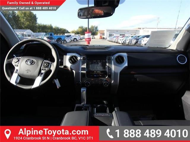 2019 Toyota Tundra Limited 5.7L V8 (Stk: X780663) in Cranbrook - Image 10 of 18