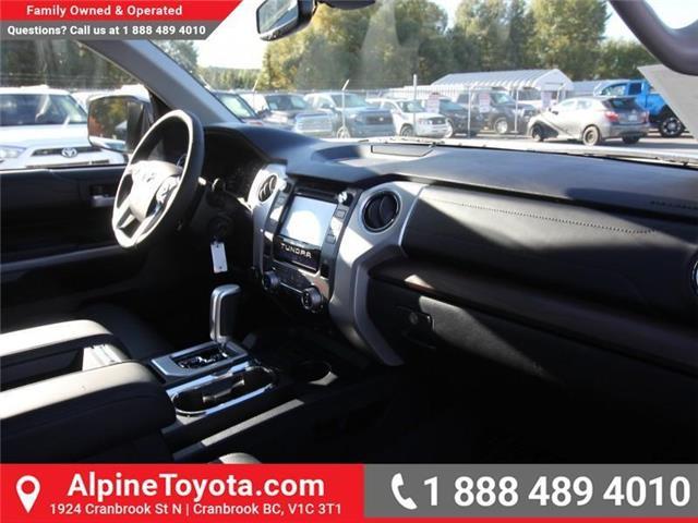 2019 Toyota Tundra Limited 5.7L V8 (Stk: X780663) in Cranbrook - Image 11 of 18