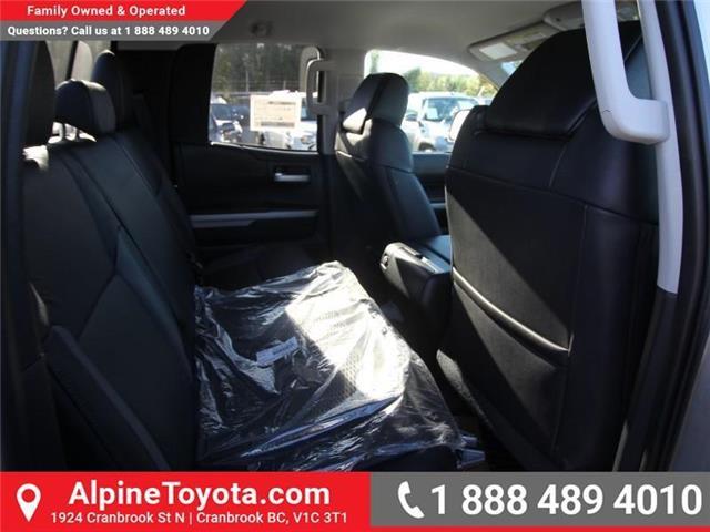 2019 Toyota Tundra Limited 5.7L V8 (Stk: X780663) in Cranbrook - Image 12 of 18
