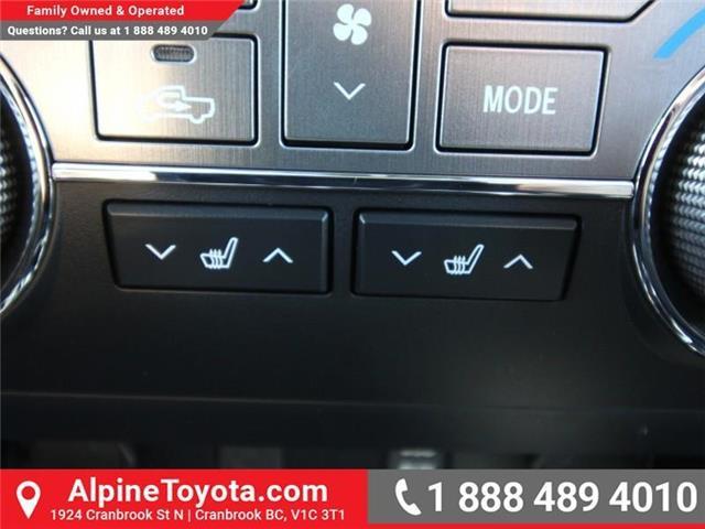 2019 Toyota Tundra Limited 5.7L V8 (Stk: X780663) in Cranbrook - Image 14 of 18