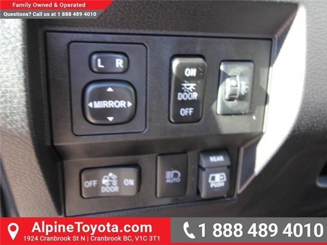 2019 Toyota Tundra Limited 5.7L V8 (Stk: X780663) in Cranbrook - Image 17 of 18
