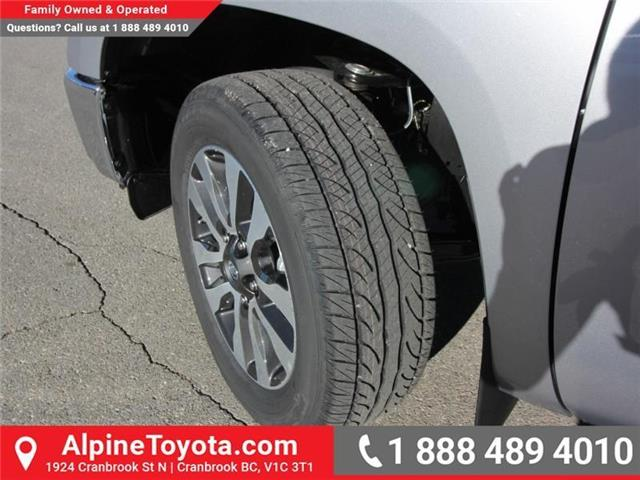 2019 Toyota Tundra Limited 5.7L V8 (Stk: X780663) in Cranbrook - Image 18 of 18