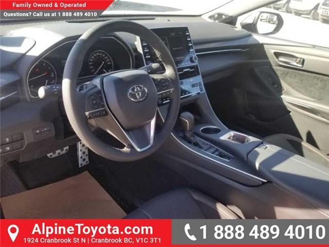2019 Toyota Avalon XSE (Stk: U016178) in Cranbrook - Image 9 of 18