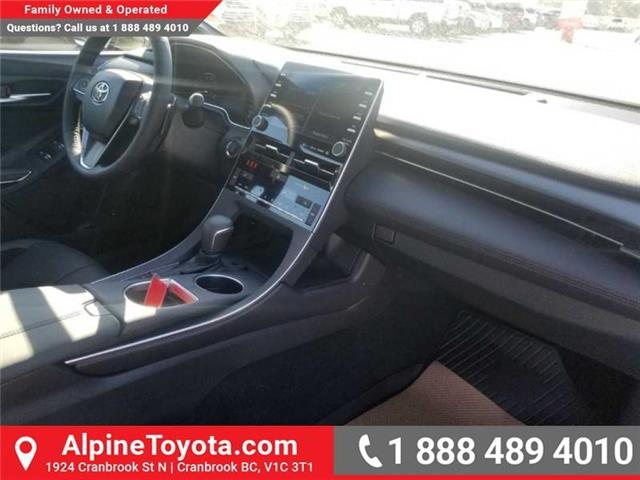 2019 Toyota Avalon XSE (Stk: U016178) in Cranbrook - Image 11 of 18