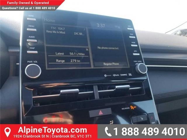 2019 Toyota Avalon XSE (Stk: U016178) in Cranbrook - Image 13 of 18