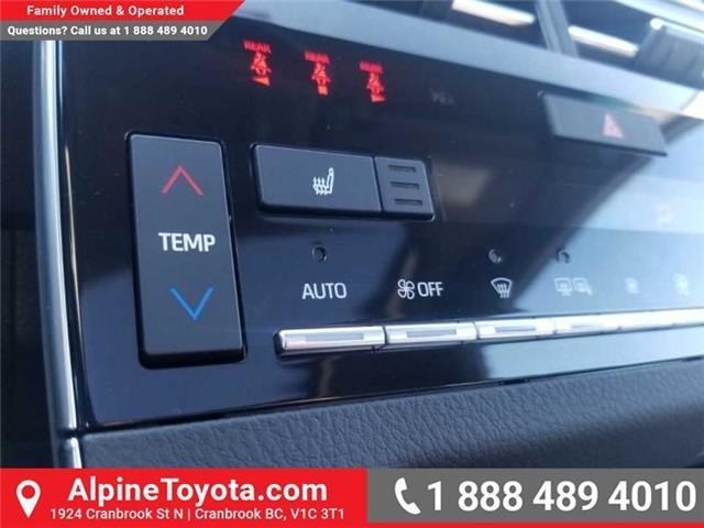 2019 Toyota Avalon XSE (Stk: U016178) in Cranbrook - Image 14 of 18
