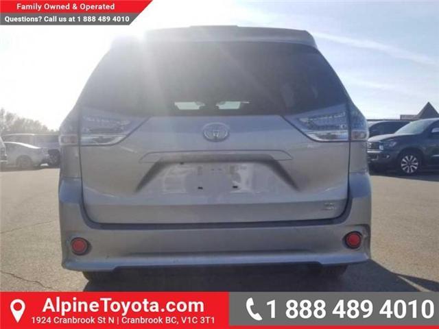 2019 Toyota Sienna SE 7-Passenger (Stk: S210998) in Cranbrook - Image 4 of 16