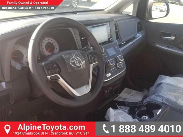 2019 Toyota Sienna SE 7-Passenger (Stk: S210998) in Cranbrook - Image 9 of 16