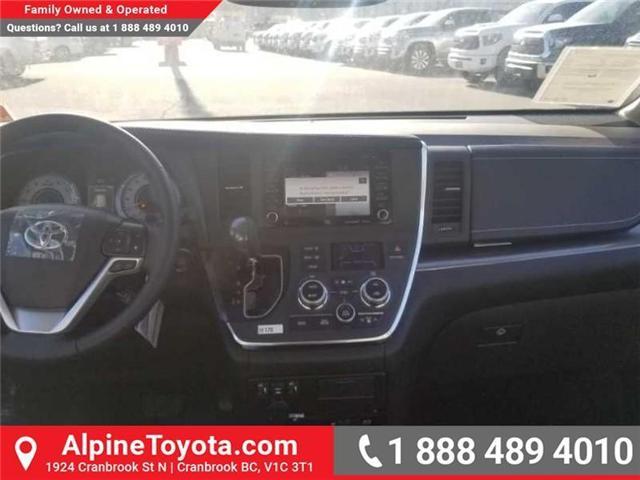 2019 Toyota Sienna SE 7-Passenger (Stk: S210998) in Cranbrook - Image 10 of 16