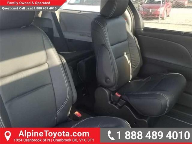2019 Toyota Sienna SE 7-Passenger (Stk: S210998) in Cranbrook - Image 12 of 16