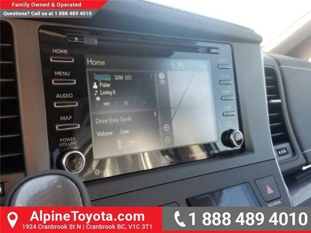 2019 Toyota Sienna SE 7-Passenger (Stk: S210998) in Cranbrook - Image 13 of 16
