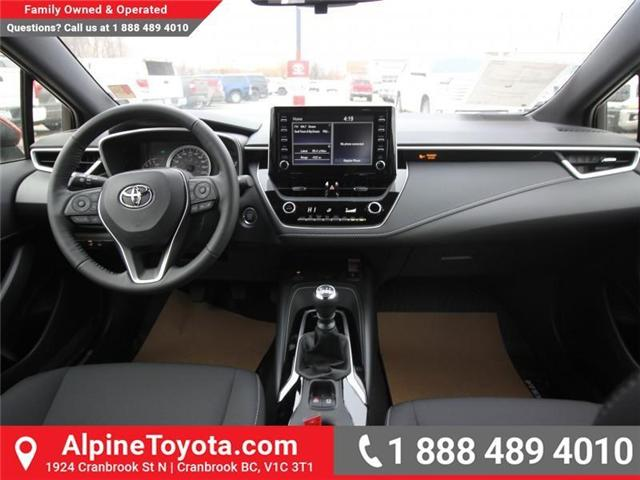 2019 Toyota Corolla Hatchback SE Upgrade Package (Stk: 3019456) in Cranbrook - Image 10 of 17