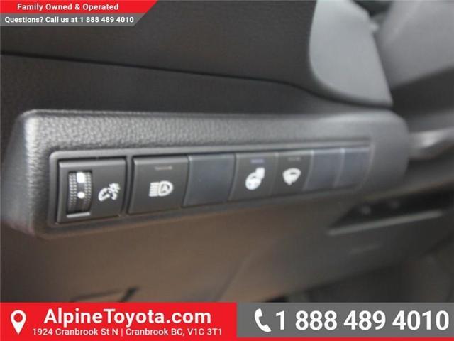 2019 Toyota Corolla Hatchback SE Upgrade Package (Stk: 3019456) in Cranbrook - Image 16 of 17