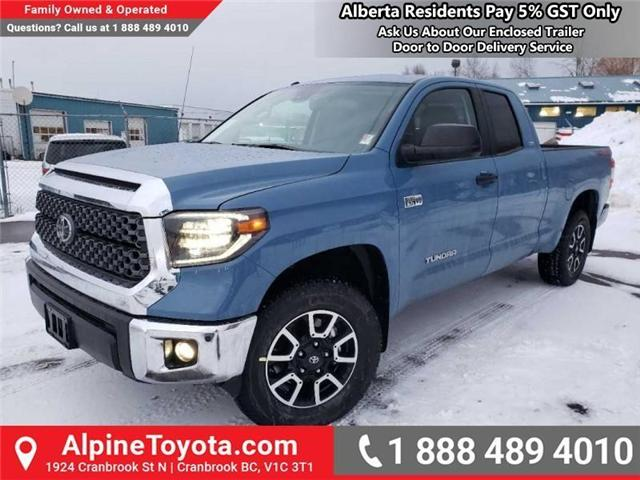 2019 Toyota Tundra TRD Offroad Package (Stk: X790531) in Cranbrook - Image 1 of 15