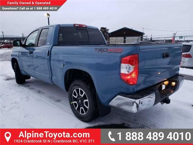 2019 Toyota Tundra TRD Offroad Package (Stk: X790531) in Cranbrook - Image 3 of 15