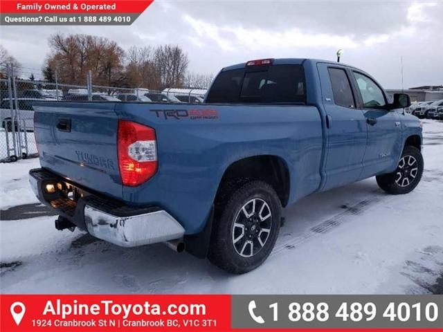 2019 Toyota Tundra TRD Offroad Package (Stk: X790531) in Cranbrook - Image 5 of 15