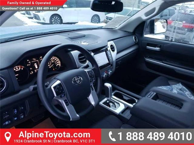 2019 Toyota Tundra TRD Offroad Package (Stk: X790531) in Cranbrook - Image 9 of 15