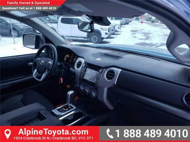 2019 Toyota Tundra TRD Offroad Package (Stk: X790531) in Cranbrook - Image 11 of 15
