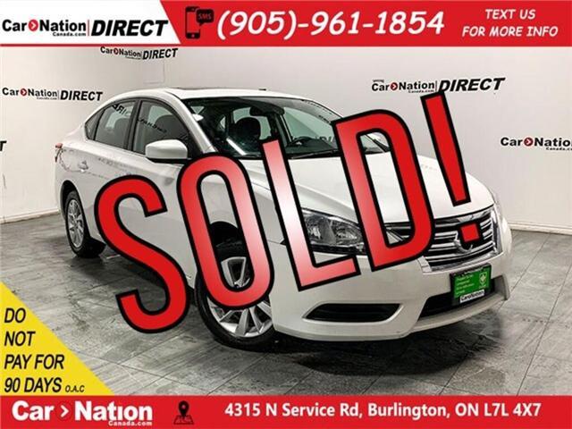 2014 Nissan Sentra  (Stk: CN5553) in Burlington - Image 1 of 36