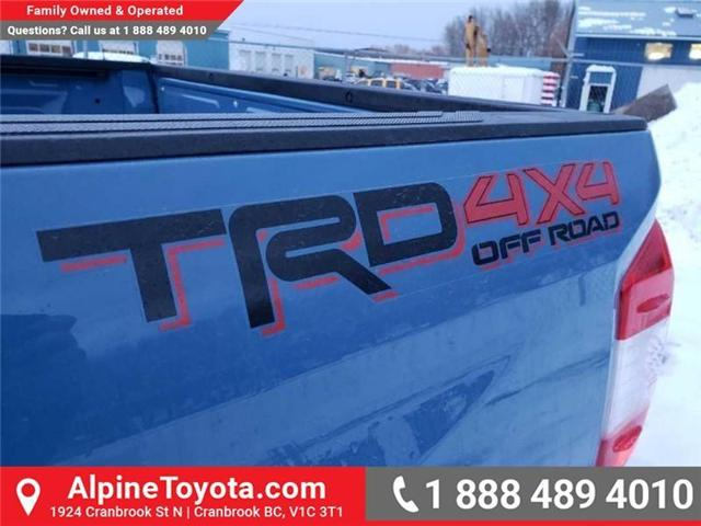 2019 Toyota Tundra TRD Offroad Package (Stk: X790531) in Cranbrook - Image 15 of 15