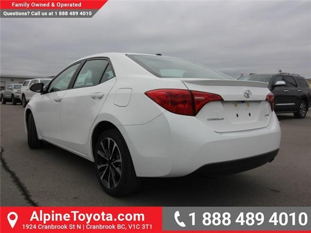 2019 Toyota Corolla XSE Package (Stk: C193773) in Cranbrook - Image 3 of 18