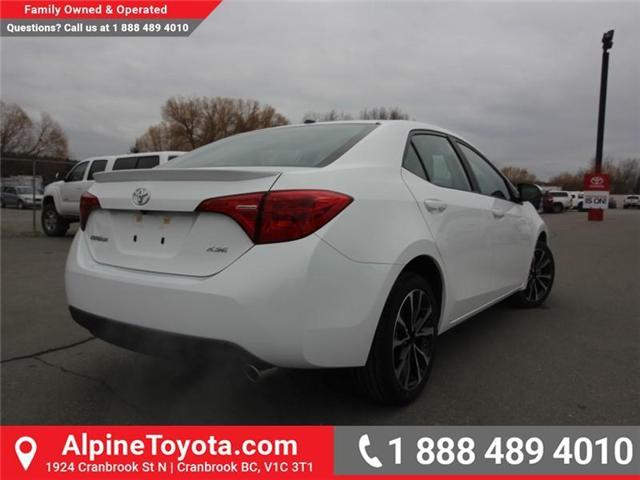 2019 Toyota Corolla XSE Package (Stk: C193773) in Cranbrook - Image 5 of 18