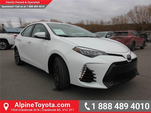 2019 Toyota Corolla XSE Package (Stk: C193773) in Cranbrook - Image 7 of 18