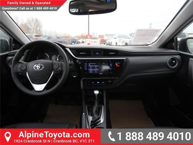 2019 Toyota Corolla XSE Package (Stk: C193773) in Cranbrook - Image 10 of 18