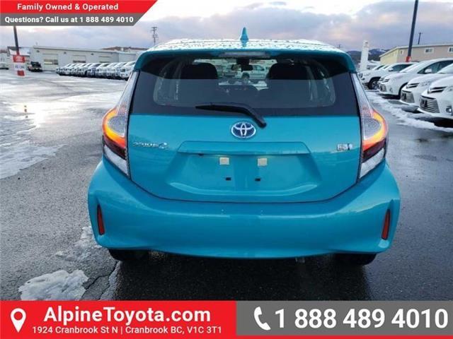 2019 Toyota Prius C Upgrade Package (Stk: 1623512) in Cranbrook - Image 4 of 15