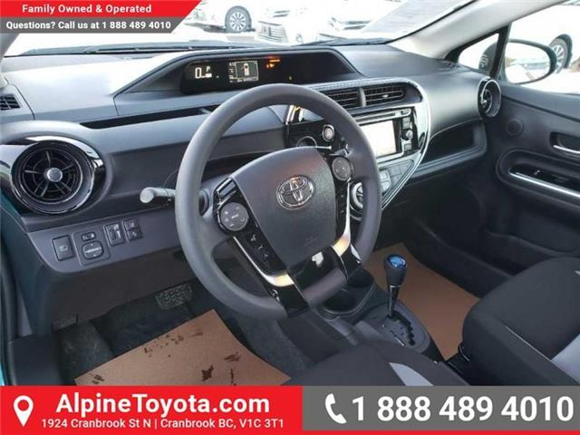 2019 Toyota Prius C Upgrade Package (Stk: 1623512) in Cranbrook - Image 9 of 15
