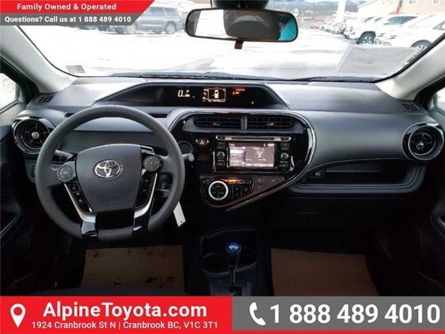 2019 Toyota Prius C Upgrade Package (Stk: 1623512) in Cranbrook - Image 10 of 15