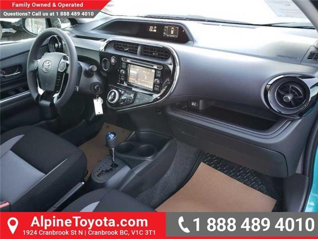2019 Toyota Prius C Upgrade Package (Stk: 1623512) in Cranbrook - Image 11 of 15