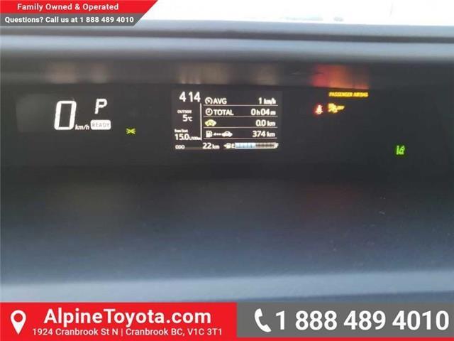 2019 Toyota Prius C Upgrade Package (Stk: 1623512) in Cranbrook - Image 13 of 15