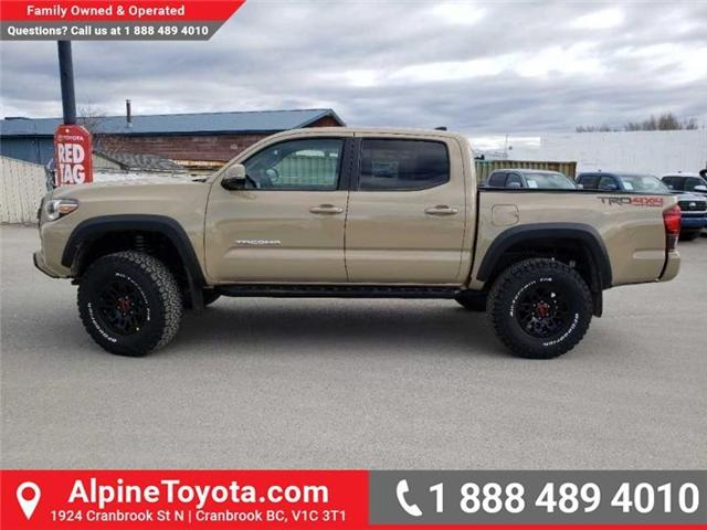2019 Toyota Tacoma TRD Off Road (Stk: X176187) in Cranbrook - Image 2 of 18