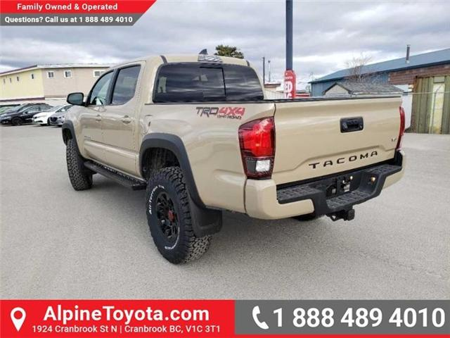 2019 Toyota Tacoma TRD Off Road (Stk: X176187) in Cranbrook - Image 3 of 18