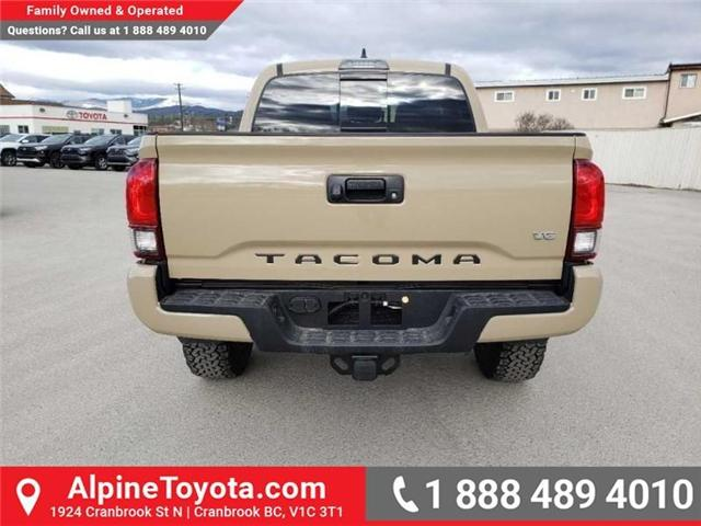 2019 Toyota Tacoma TRD Off Road (Stk: X176187) in Cranbrook - Image 4 of 18