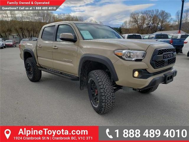 2019 Toyota Tacoma TRD Off Road (Stk: X176187) in Cranbrook - Image 7 of 18
