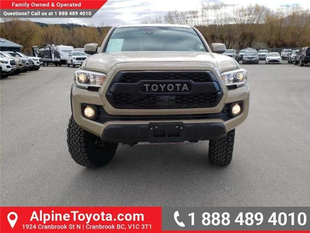 2019 Toyota Tacoma TRD Off Road (Stk: X176187) in Cranbrook - Image 8 of 18