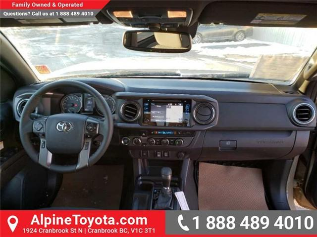 2019 Toyota Tacoma TRD Off Road (Stk: X176187) in Cranbrook - Image 10 of 18