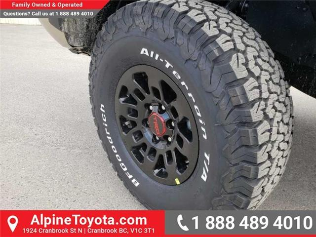 2019 Toyota Tacoma TRD Off Road (Stk: X176187) in Cranbrook - Image 18 of 18