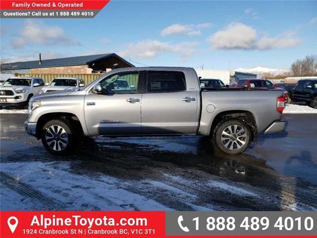 2019 Toyota Tundra Limited 5.7L V8 (Stk: X811177) in Cranbrook - Image 2 of 17