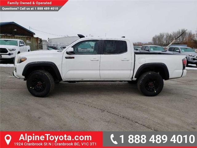 2019 Toyota Tacoma TRD Sport (Stk: X177229) in Cranbrook - Image 2 of 16