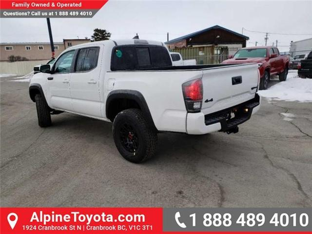 2019 Toyota Tacoma TRD Sport (Stk: X177229) in Cranbrook - Image 3 of 16