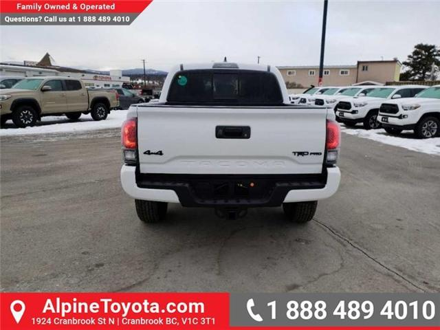 2019 Toyota Tacoma TRD Sport (Stk: X177229) in Cranbrook - Image 4 of 16