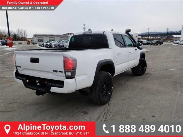 2019 Toyota Tacoma TRD Sport (Stk: X177229) in Cranbrook - Image 5 of 16