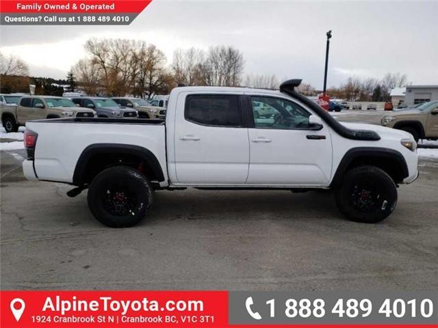 2019 Toyota Tacoma TRD Sport (Stk: X177229) in Cranbrook - Image 6 of 16