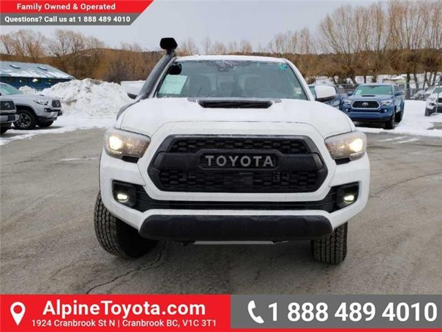 2019 Toyota Tacoma TRD Sport (Stk: X177229) in Cranbrook - Image 8 of 16