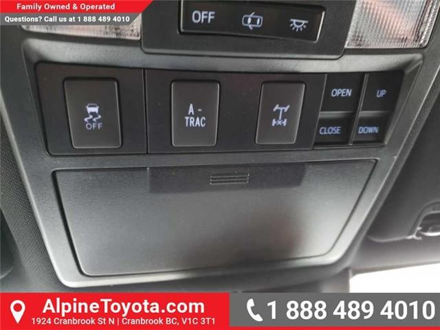 2019 Toyota Tacoma TRD Sport (Stk: X177229) in Cranbrook - Image 15 of 16