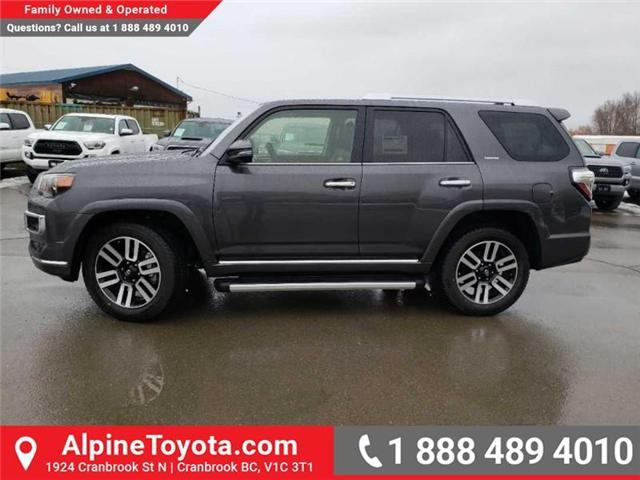 2019 Toyota 4Runner SR5 (Stk: 5660221) in Cranbrook - Image 2 of 17